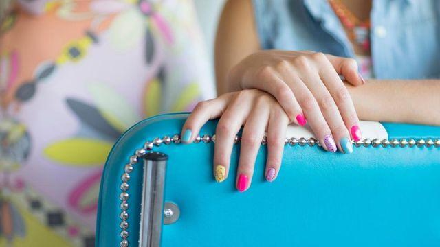 Характер человека по его ногтям