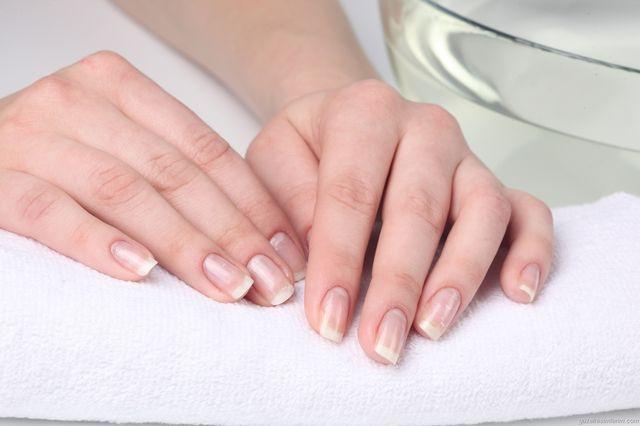 Как иметь здоровые ногти