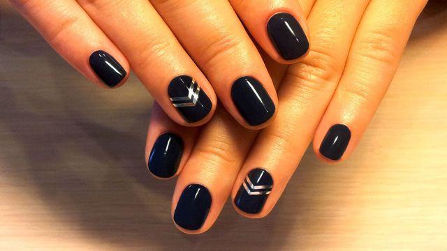 Лента для дизайна ногтей