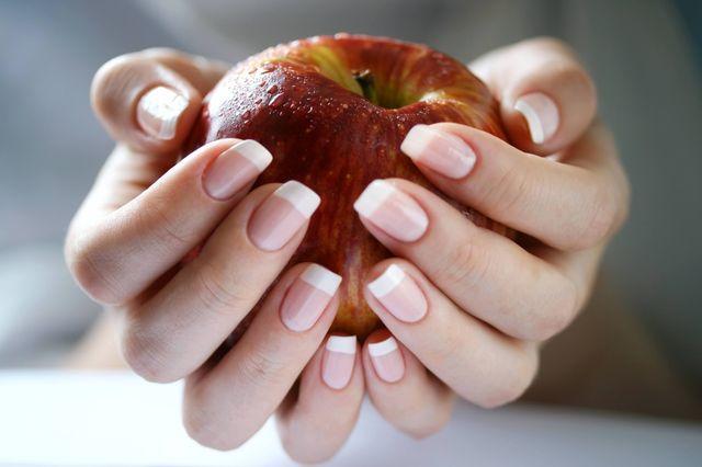 Ломкость ногтей решение проблемы
