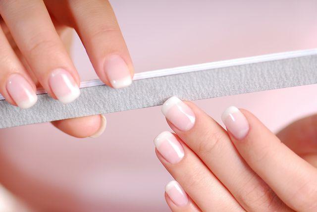 Правила подпиливания и полировки ногтей