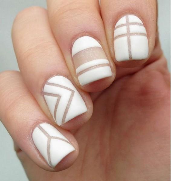Дизайн ногтей на 8 марта, привет весна!