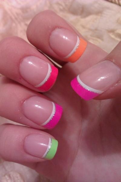 Если окружение ногтевой пластины пострадало