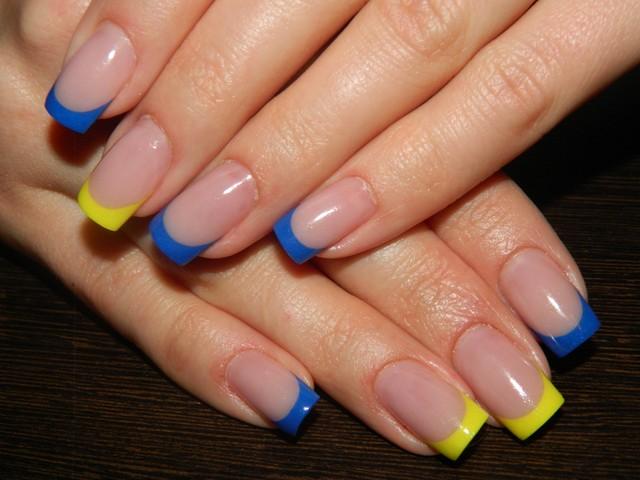 Модный дизайн ногтей весна-лето