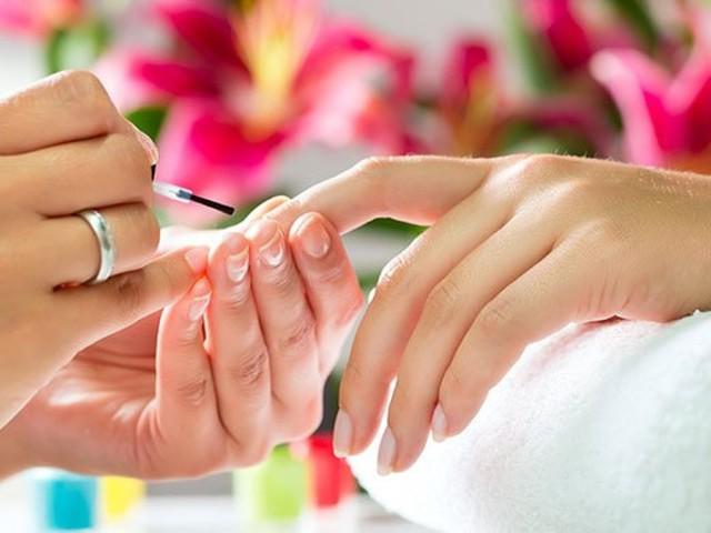 Дизайн ногтей акриловыми красками для начинающих