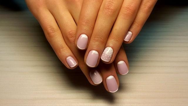 Идеи красивых рисунков на ногтях акриловыми красками