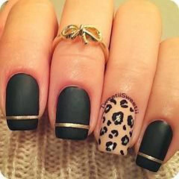 Простые и эффектные идеи маникюра на короткие ногти с фото