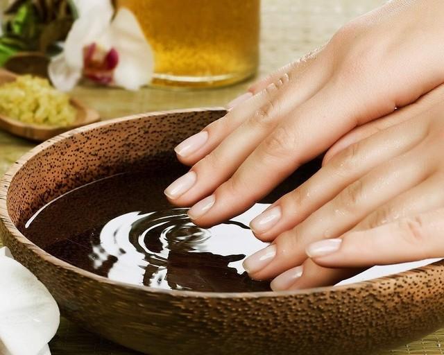 6 супер масок для роста ногтей, Маски для ногтей лимон, красный перец, мед и другие компоненты.