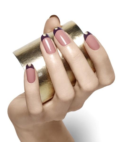 Как придать ногтям круглую форму